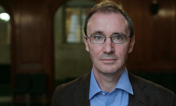 Nicholas Chamberlain, the bishop of Grantham. Photo via:  http://bit.ly/2c0Vi0Q