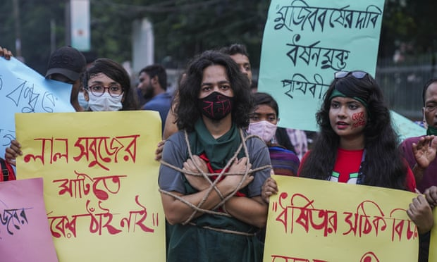Bangladesh approves death penalty for rape after protests