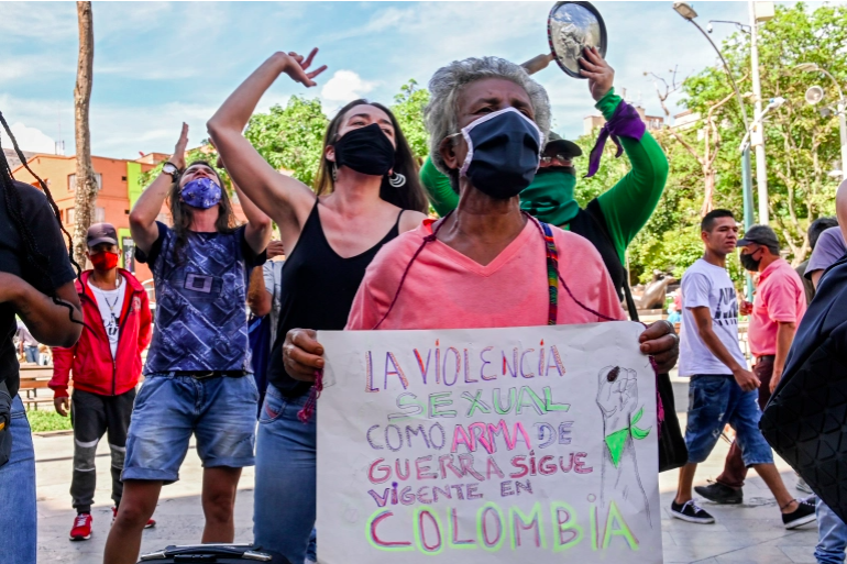 Colombia sees surge in femicides amid uptick in violence