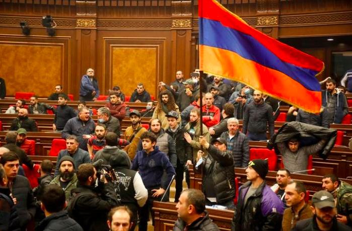 ARMENIA-AZERBAIJIAN: Erdogan's victory in Nagorno-Karabakh