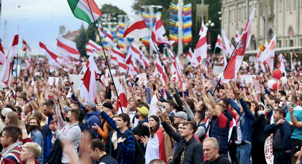 "Call to the EU: ""Assist Belarusians Seeking Democracy and Human Rights. Do more"""