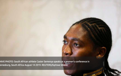 WORLD: Caster Semenya to take fight to European Court of Human Rights