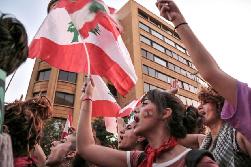 LEBANON: Broken promises on women's rights