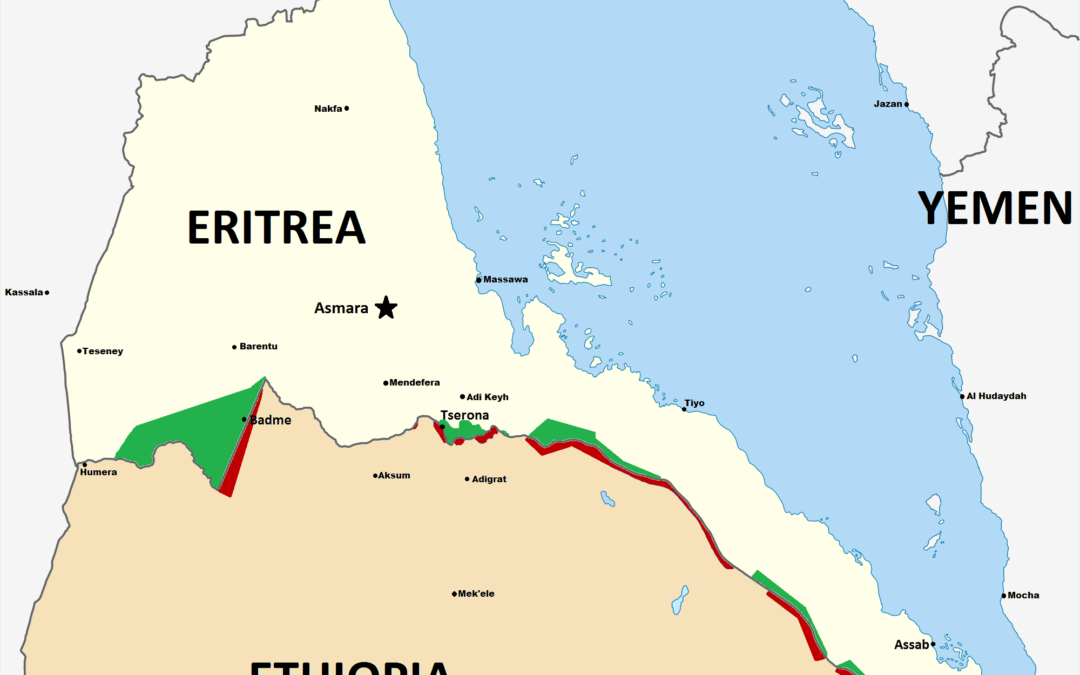ERITREA releases 28 Jehovah's Witnesses from prison
