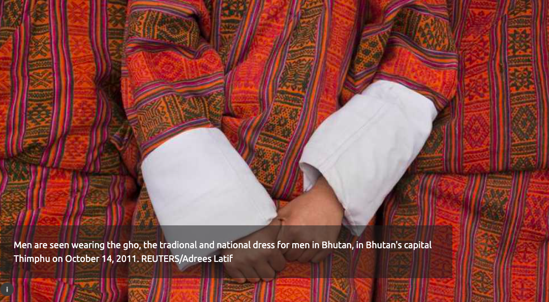 BHUTAN parliament decriminalizes homosexuality, to delight of activists