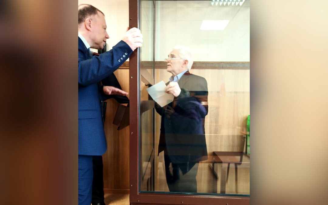RUSSIA: Six years in prison for Yuriy Savelyev, a Jehovah's Witness