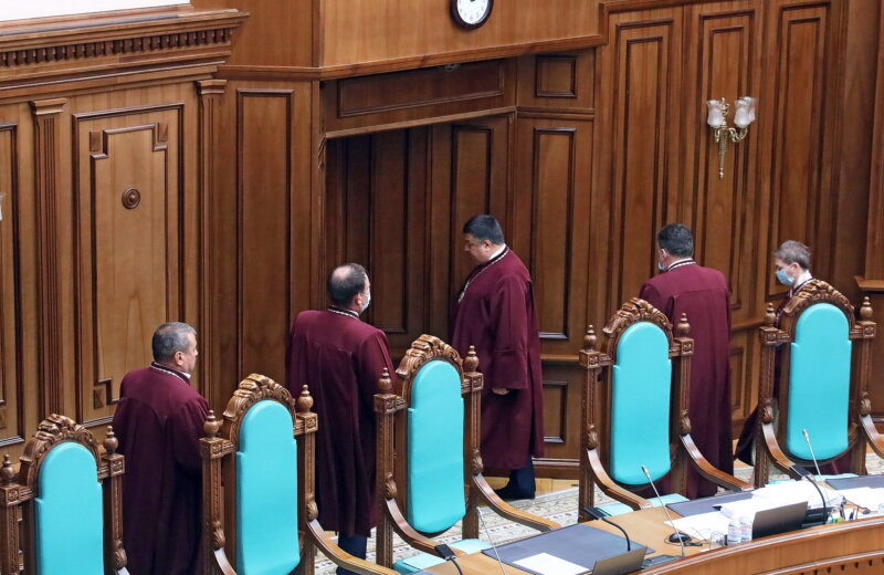 UKRAINE: Venice Commission angry about Constitutional Court crisis
