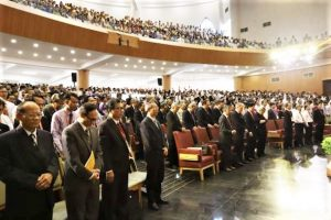 VIETNAM denies freedom of assembly to the clergy of the Evangelical Church
