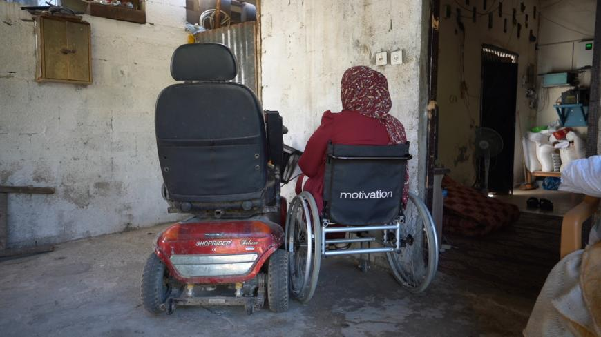 PALESTINE: How one woman with a disability builds a life in Gaza