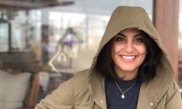 SAUDI ARABIA begins trial of women's rights activist Loujain al-Hathloul