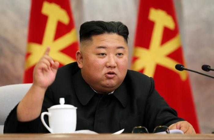 NORTH KOREA: Kim Jong-un bans South Korean style music and TV