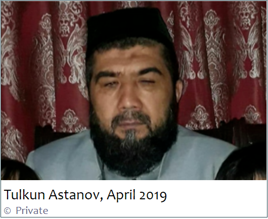 UZBEKISTAN: Five years jail for defending Muslims' freedom of religion and belief