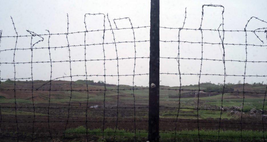 NORTH KOREA: 'Presumed North Korean' caught by South Korean military