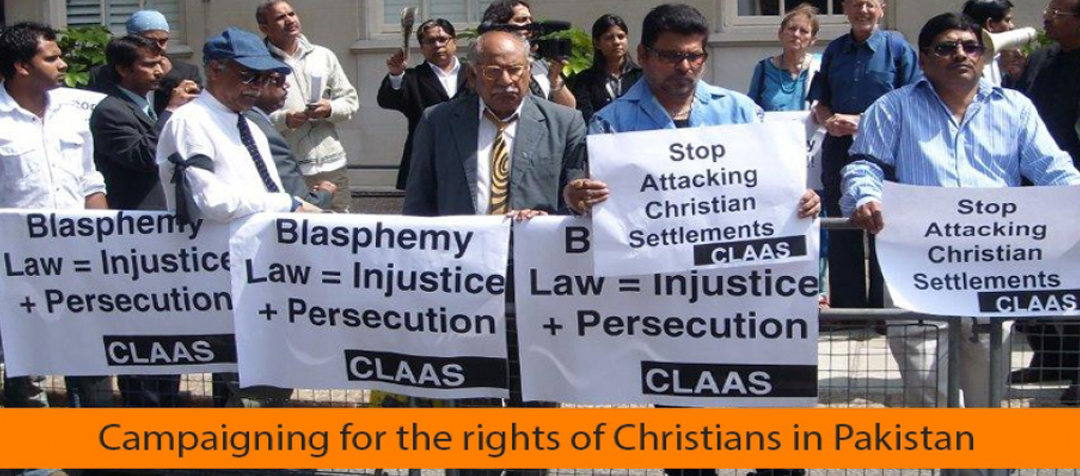 PAKISTAN: Two Christians distributing booklets charged for blasphemy