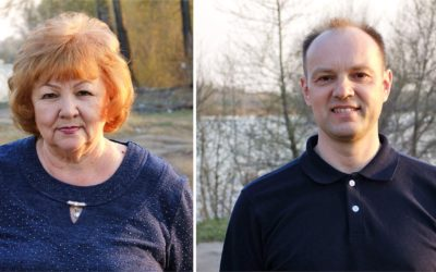 RUSSIA: Two and six years in prison for mother (69) and son (46)
