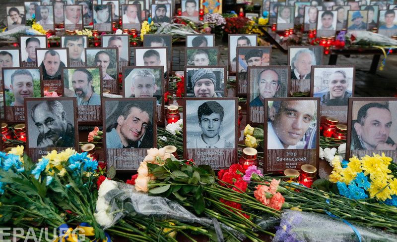 UKRAINE: Will anyone answer for the killing of 49 activists on Maidan?