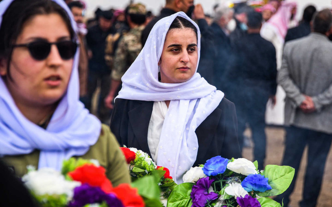IRAQ passes law addressing women survivors of Yazidi genocide