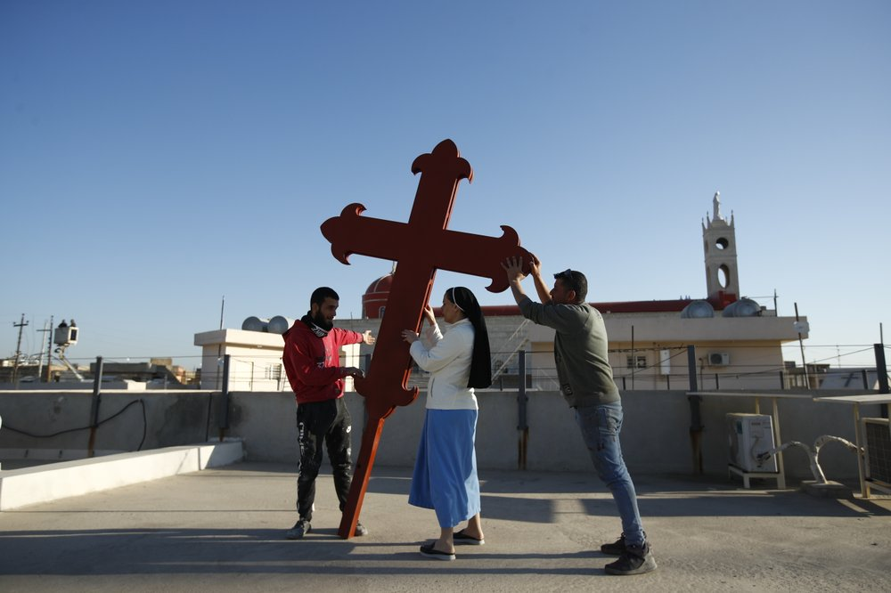 IRAQ: A timeline of disaster and displacement for Iraqi Christians
