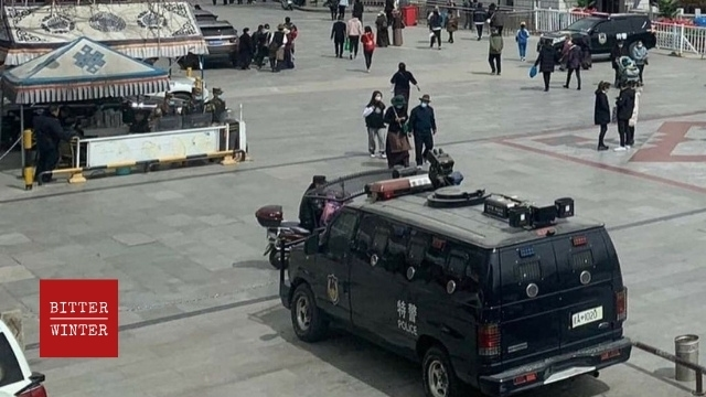 CHINA: Repression increases in Tibet before Tibetan Uprising Day
