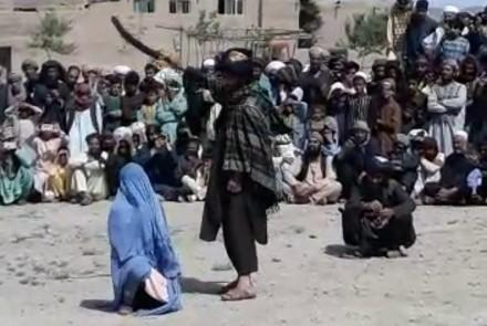 AFGHANISTAN: Herat woman whipped by taliban for alleged affair