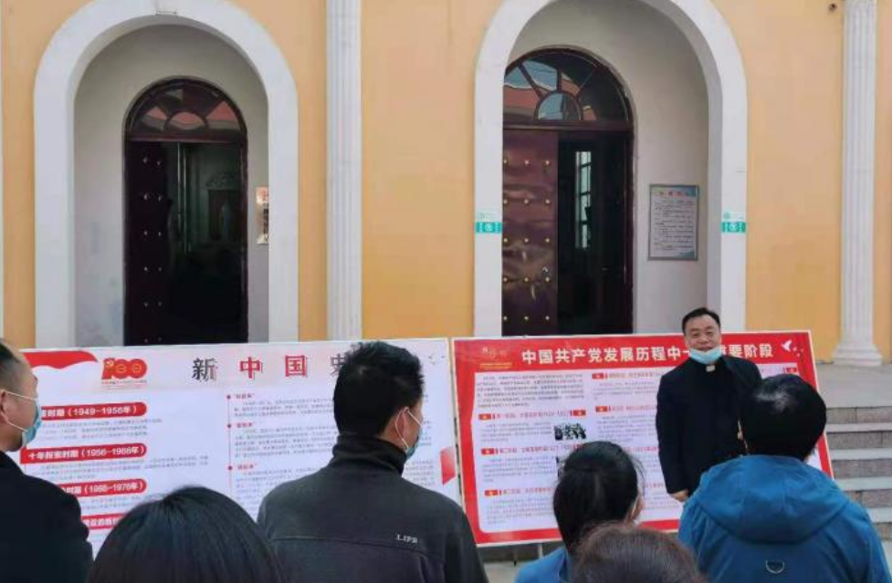 CHINA: Church: «knowing, thanking, listening, following the Party»