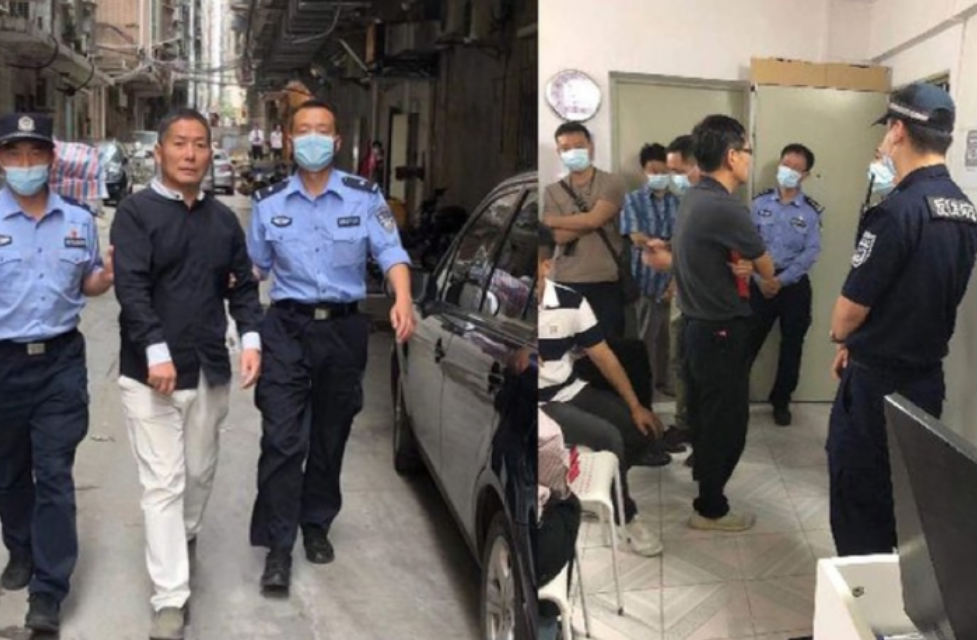 CHINA: Shenzhen, two Protestant pastors and 8 faithful arrested during a liturgical service
