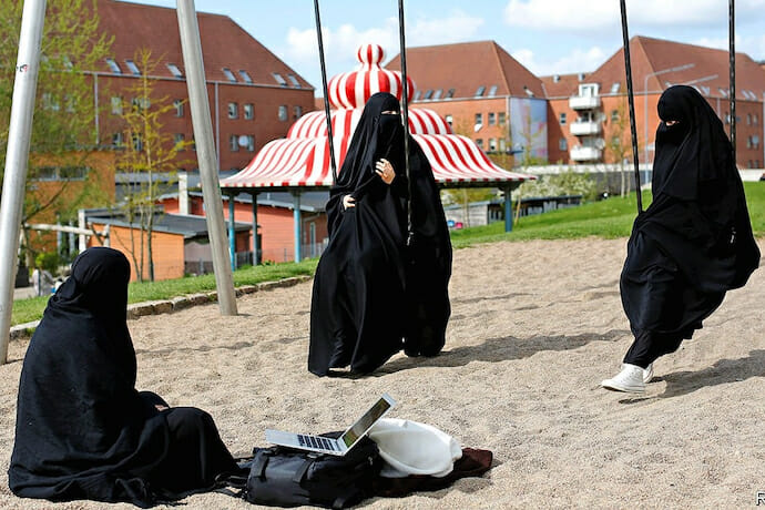 DENMARK's Ethnic engineering: a 'ghetto policy' for non-Westerners