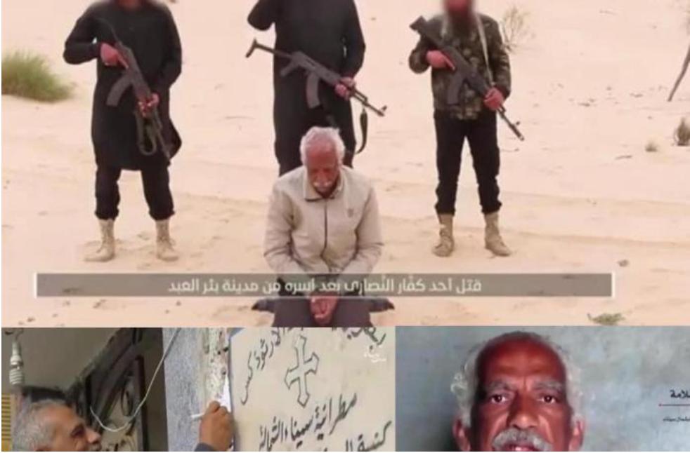 EGYPT: ISIS executes a Coptic Christian in North Sinai