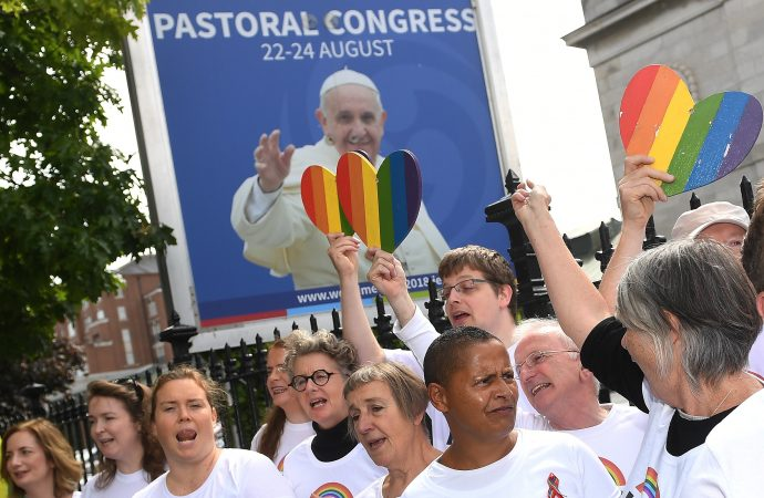 GERMANY: German Catholics plan huge blessing of gay unions on May 10