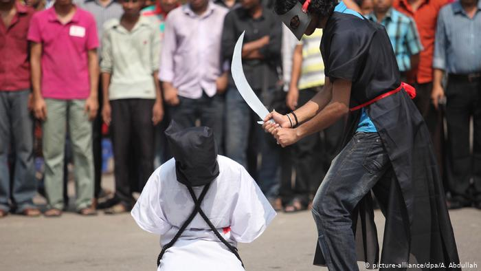 MENA REGION: Middle East home to 88% of global executions in 2020