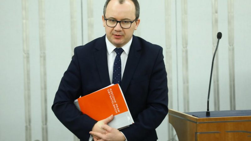 POLAND's top court ousts ombudsman in rule of law standoff