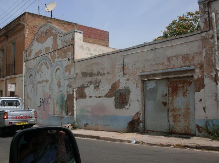 ALGERIA: Historic church building returned to the Protestant Community