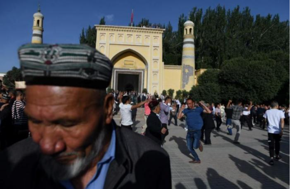 CHINA: Since 2014 Beijing has imprisoned at least 630 imams in Xinjiang