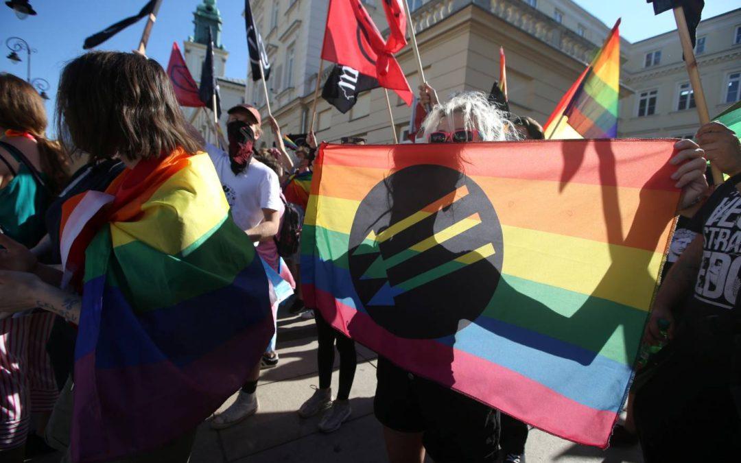 EU: 'Political backlash' blamed for halting LGBT+ rights gains in Europe