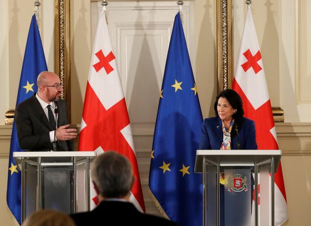 GEORGIA's future is European: Major agreement between Brussels & Tbilissi