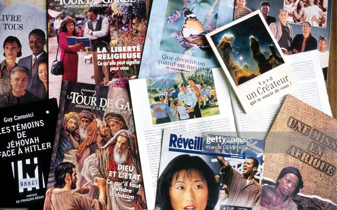 FRANCE: Jehovah's Witnesses' submission to the UN Human Rights Committee (28 June – 23 July 2021)