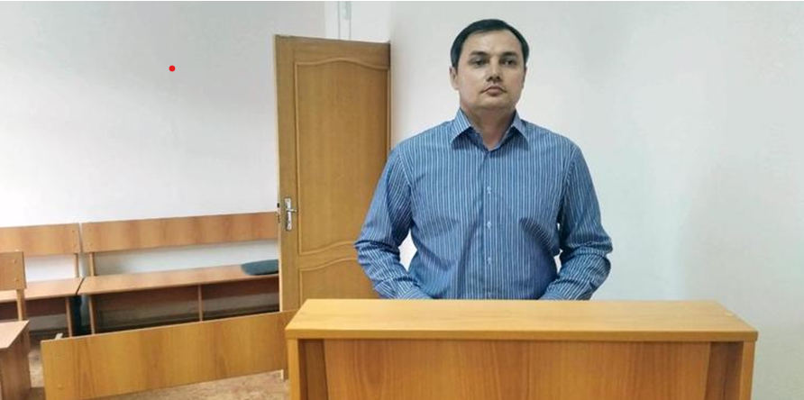RUSSIA: 2 years 1/2 in prison for Jehovah's Witness Rustam Seidkuliev