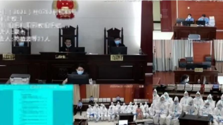 CHINA: 21 Bloody Holy Spirit members sentenced in Guangxi