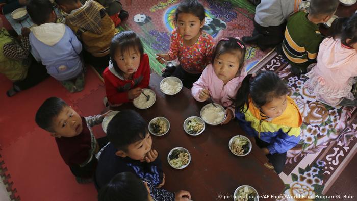 NORTH KOREA: Over 10 million North Koreans need humanitarian assistance
