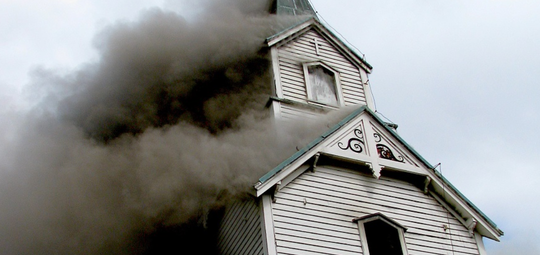 NORWAY: Significantly fewer churches are burning in Norway