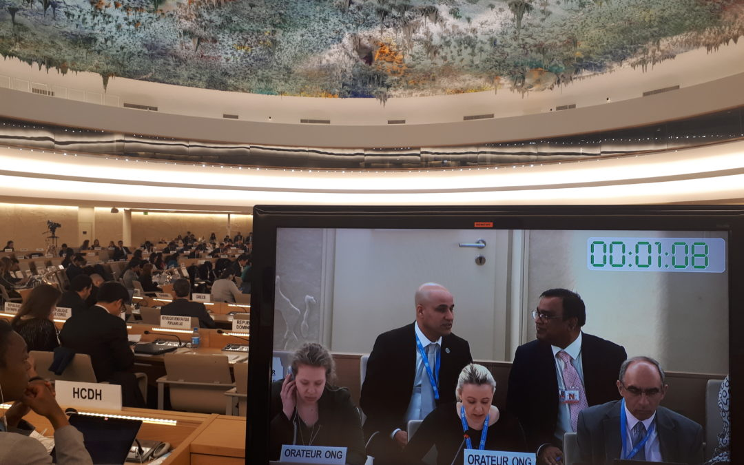 CROATIA: Mocevic Case: Oral statement at the 47th UN Human Rights Council Session