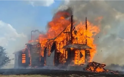 CANADA: Indian residential schools: apologies YES, burning churches NO