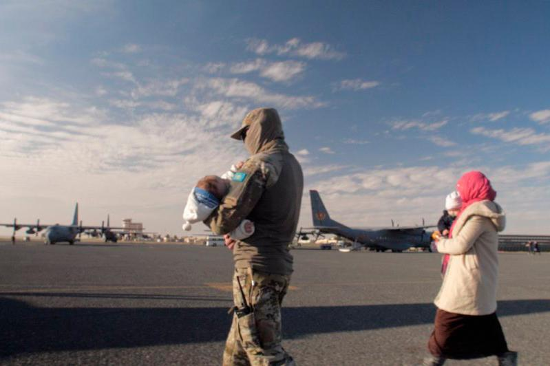 KAZAKHSTAN: Efforts to repatriate ISIL fighters should be replicated