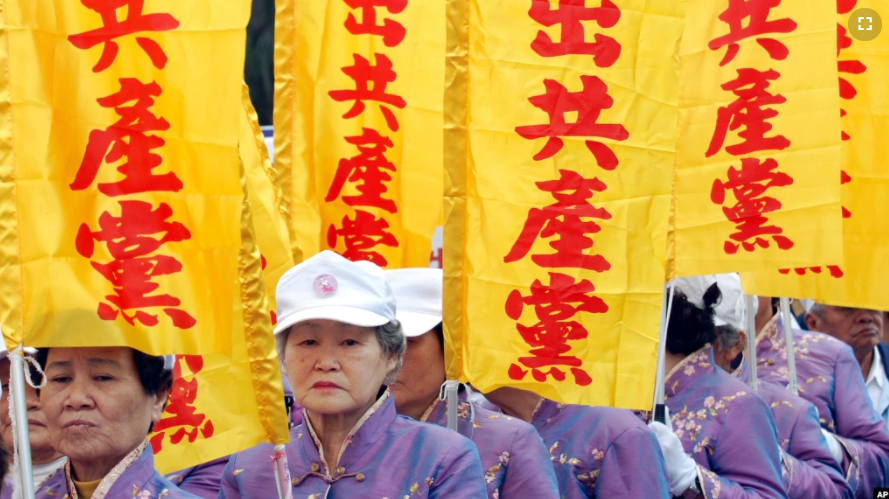 RUSSIA: Siberian Court orders Falun Gong movement banned