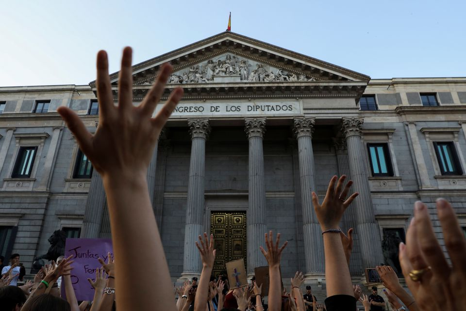 SPAIN: Spanish govt endorses clearer, tougher law on sexual consent
