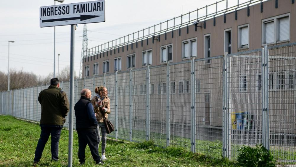 ITALY: Italian NGO calls on government to address overcrowded prisons