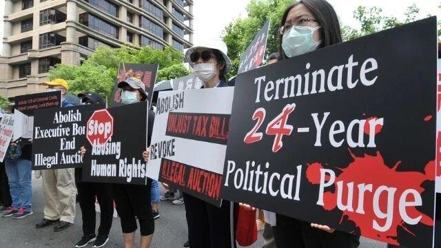 TAIWAN: The fiscal persecution of Tai Ji Men, a mysterious case