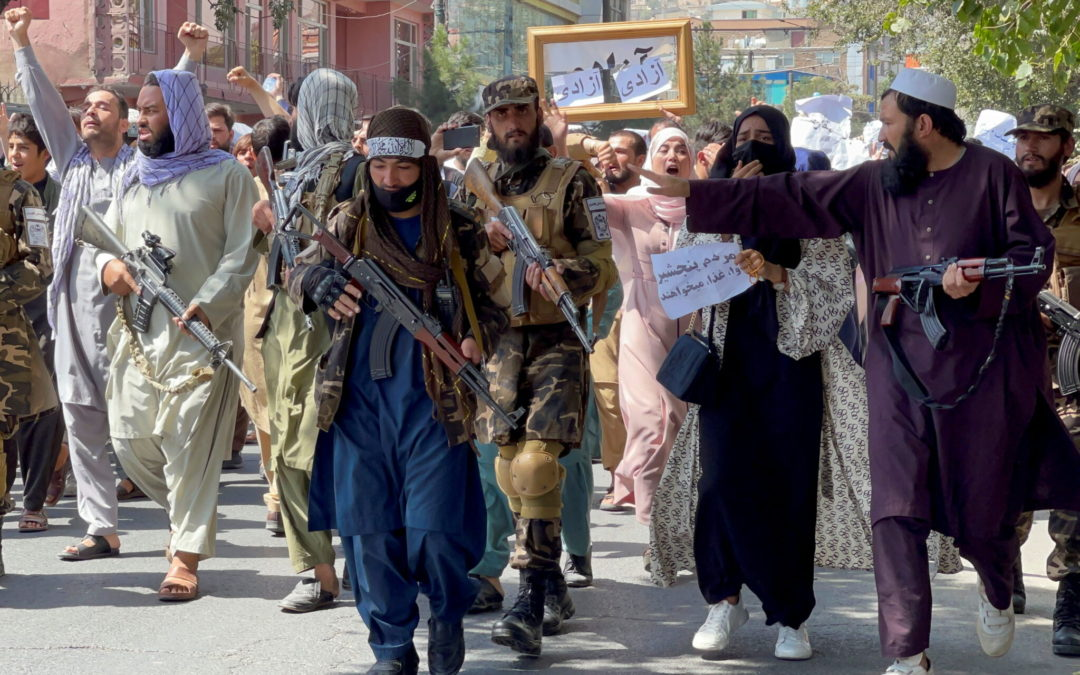 AFGHANISTAN : The fall of Kabul, the sunset of Western interventionism?