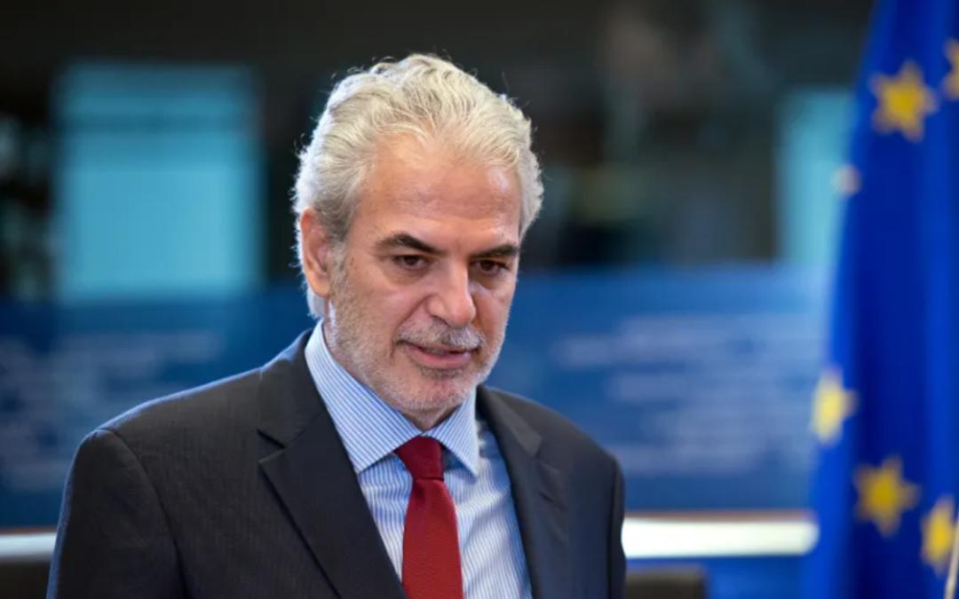 EU Religious Freedom Envoy Christos Stylianides is already leaving