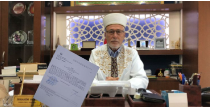 GREECE: Elected Mufti of Rodopi Ibrahim Şerif to stand trial on charges of 'usurpation of office'